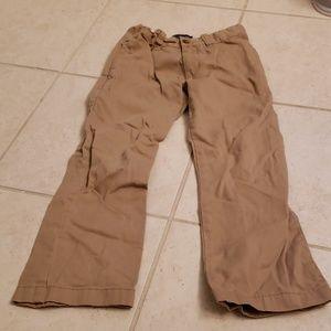 Children's Place boys khakis. Size 6.
